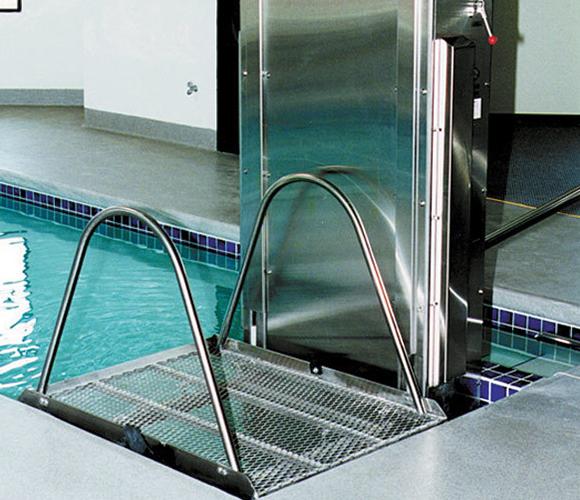 Engelli Havuz Platformları